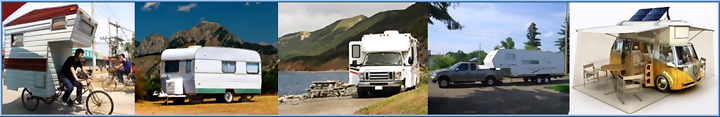 RV, caravan, travel trailer, camper insurance