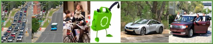 environmentally kind travelling