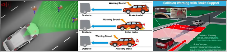 vehicle collision avoidance solutions